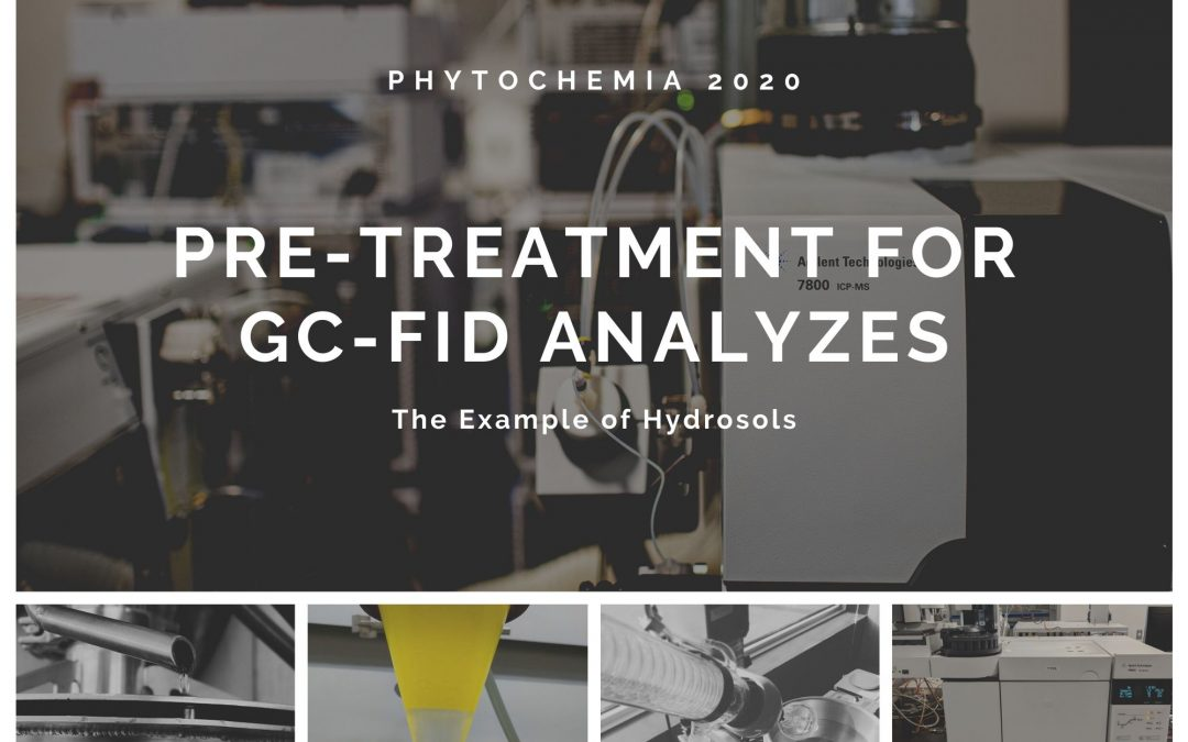 Pre-Treatments for GC-FID / MS Analyzes – The Example of Hydrosols