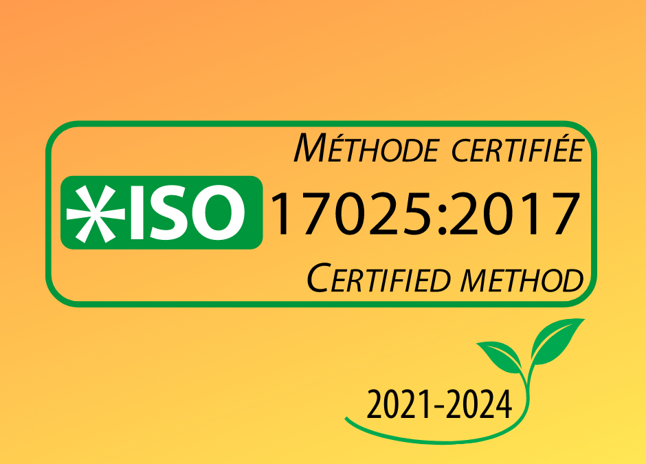 PhytoChemia's ISO/IEC 17025 Accreditation – Update July 2021